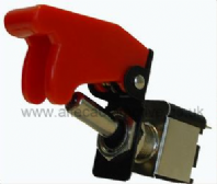"""FLIP UP"" cover for ALT/SH5 type toggle switch"